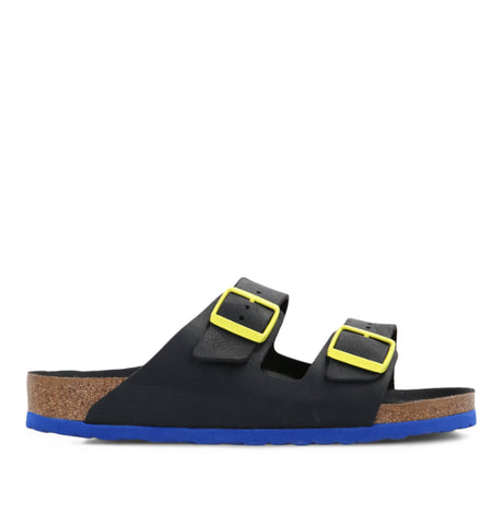 Birkenstock - Arizona LENB Black Ultra Blue Sole