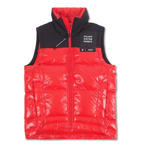 Peak Performance - Moment Vest Red