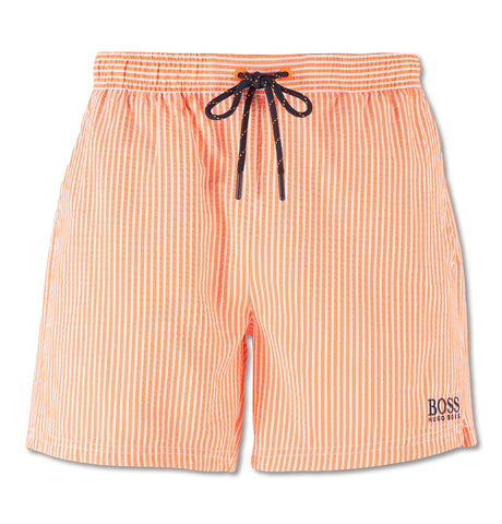 Hugo Boss - Velvet Fish Swim Shorts