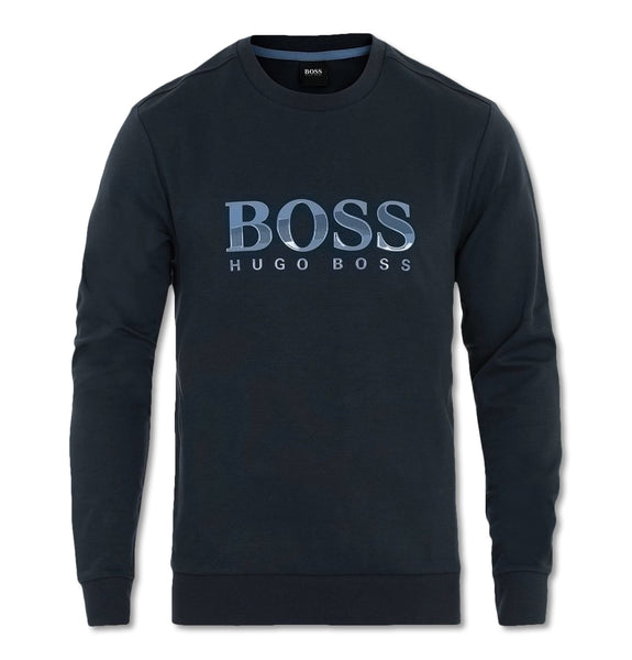 Hugo Boss - Tracksuit Sweatshirt Blue Logo