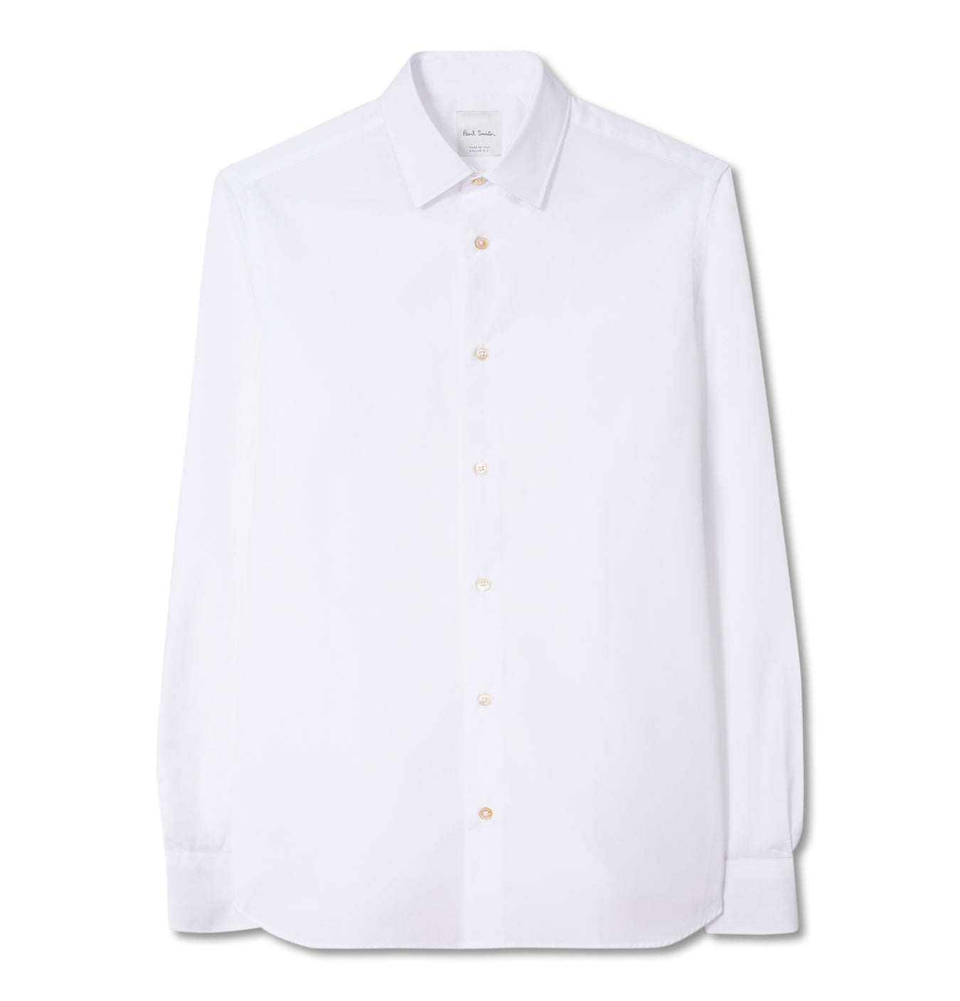 Image of   Gents S/C Tailored Shirt White