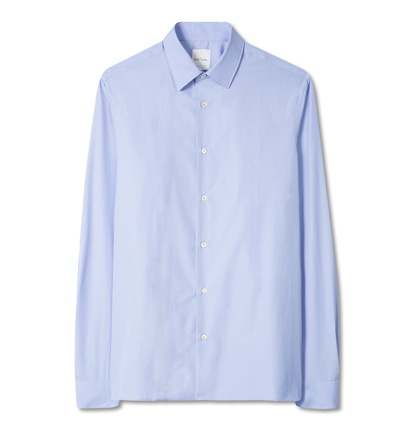 Image of   Gents S/C Tailored Shirt Blue