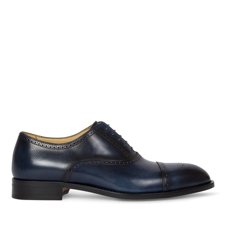 Paul Smith - Mens Shoe Sonnet Blue