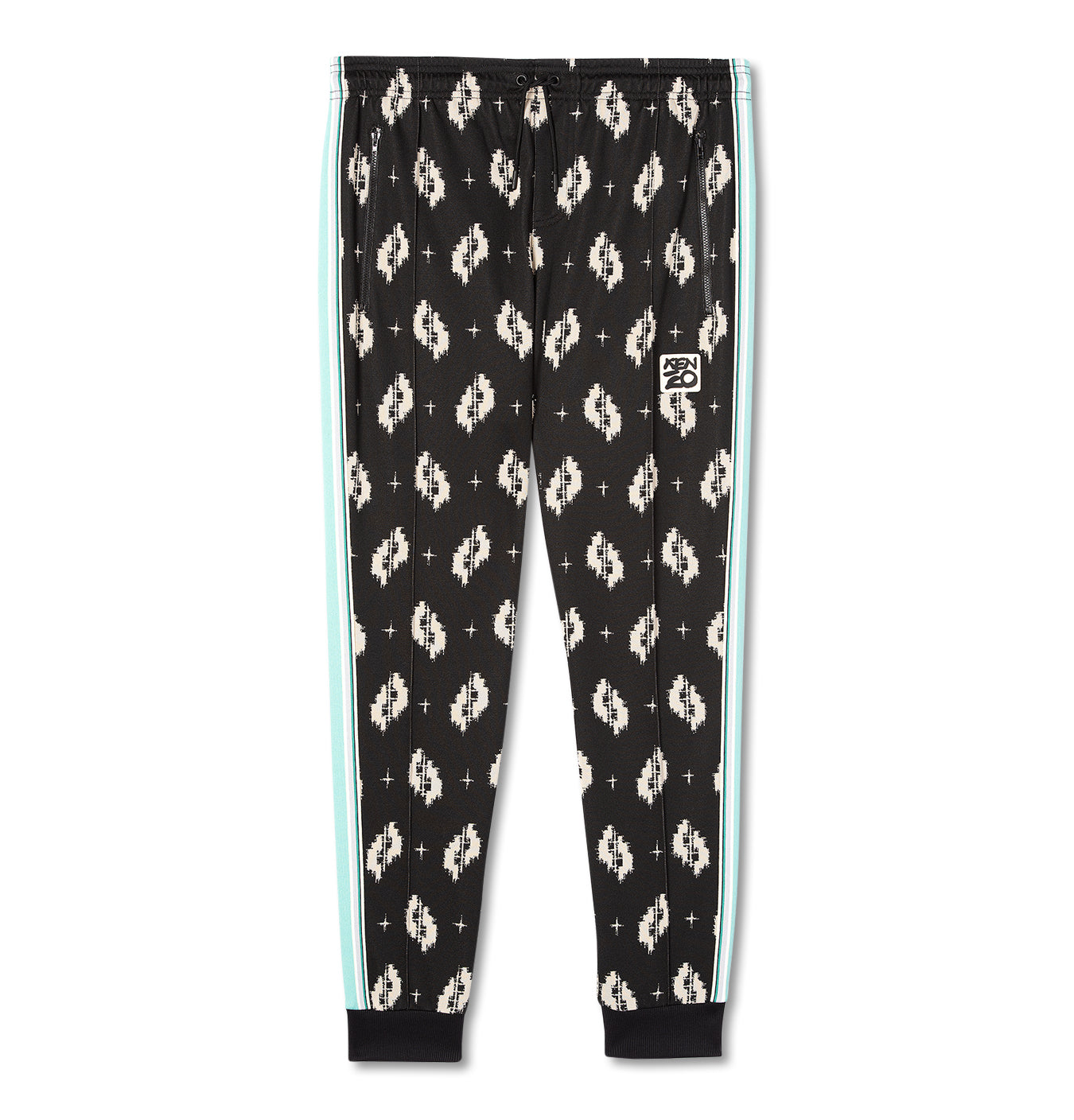 Image of   Ikat Jaquard Track Pants