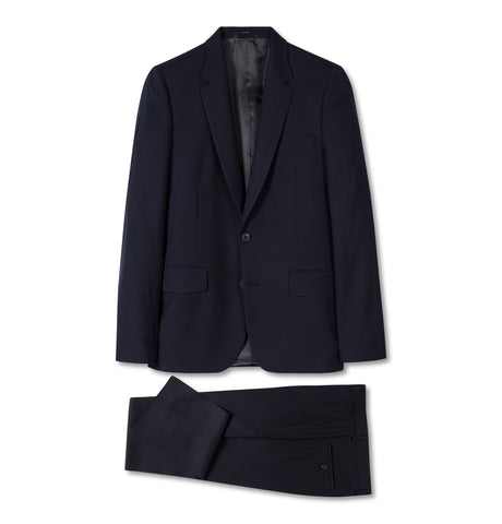 Paul Smith - Gents Tailored Fit Travel Suit Navy