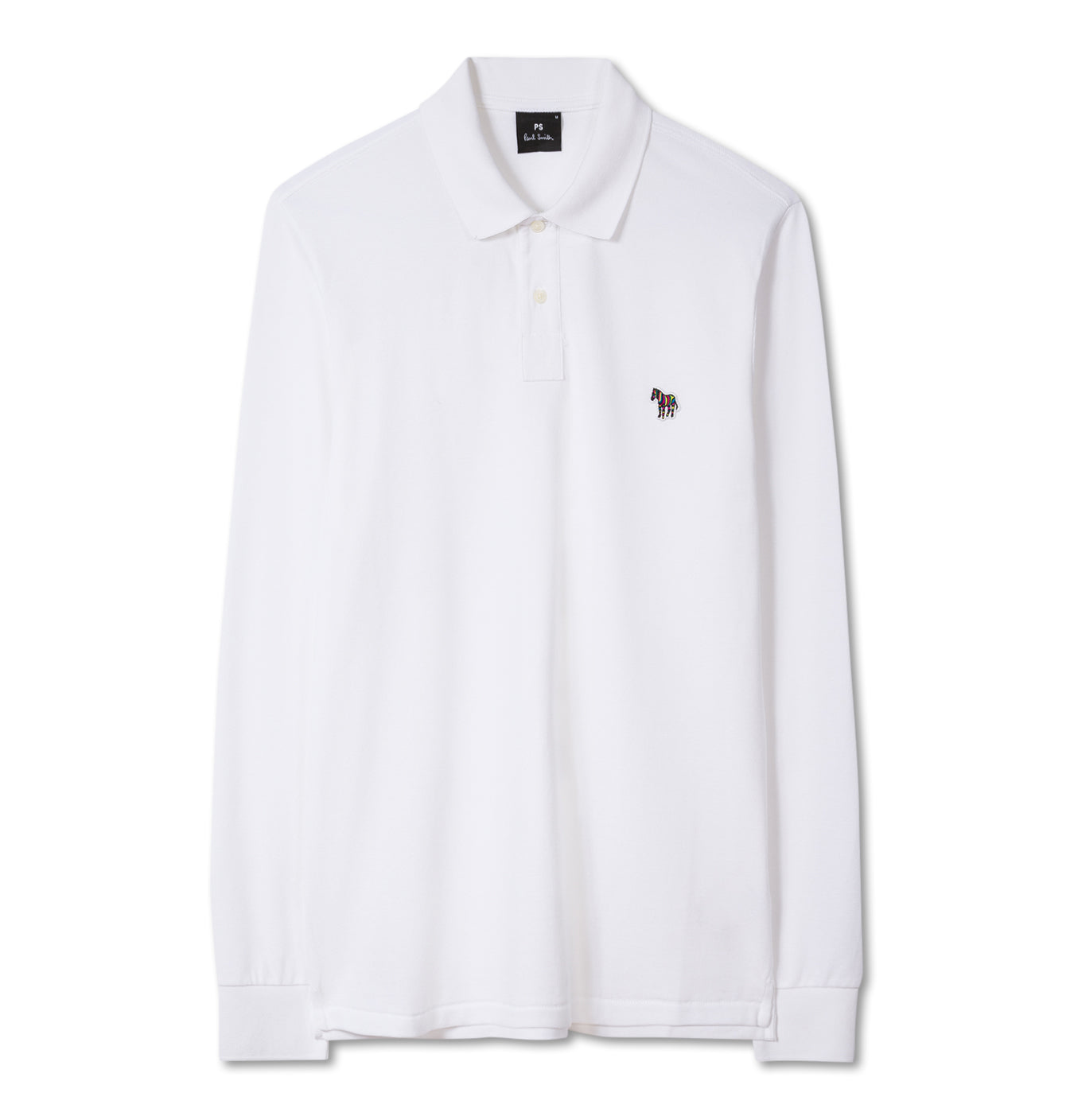 Image of   Regular Fit LS Polo Shirt