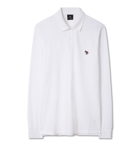 Regular Fit LS Polo Shirt