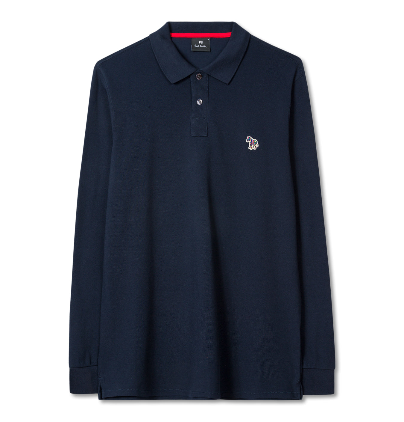 Image of   Regular Fit LS Polo