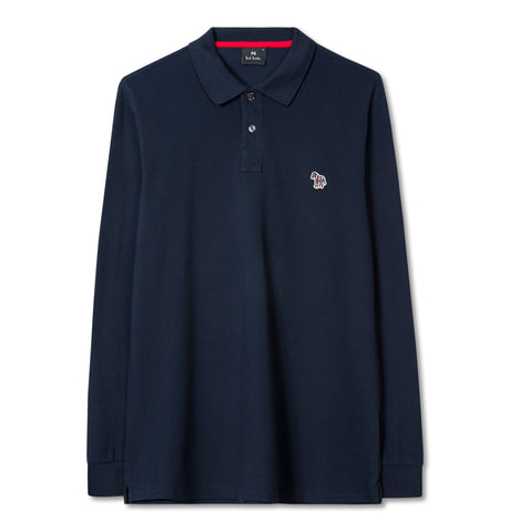 Regular Fit LS Polo