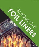 "12"" Foil Liners for the EcoQue Portable Grill"