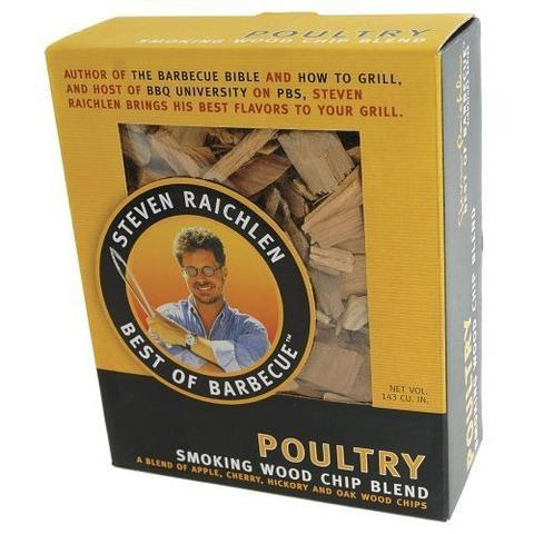 Poultry Blend Smoking Wood Chips