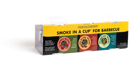 Smoke in a Cup for BBQ