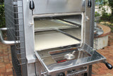 EcoQue Wood-Fired Pizza Oven and Smoker Generation 3- ON SALE NOW!