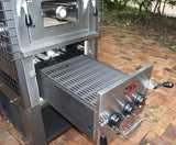 EcoQue Tuscan Wood Grill Kit for the Generation 2 Ovens