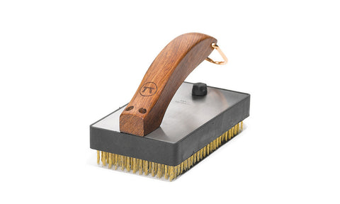 Rosewood Grill Brush