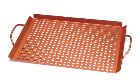 Copper Grill Grid