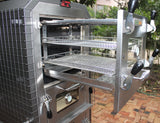 EcoQue Wood-Fired Pizza Oven and Smoker Generation 3- SOLD OUT for Now