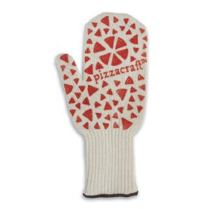 "Pizzacraft 13"" Pizza Oven Mitt with Silicone Grip"