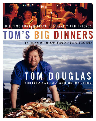 Tom's Big Kitchen - Signed Copy