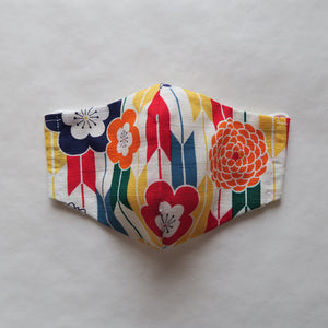 Flower Power Eco Mask