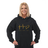 Faith Hope Love - Adult Unisex Hoodie