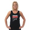 AUB Ladies Gildan 100% Cotton Tank Top