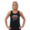 FLS Ladies Gildan 100% Cotton Tank Top