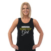 GB Ladies Gildan 100% Cotton Tank Top
