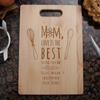 Mom Love Is The Best Cutting Board
