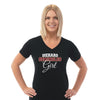 FLS - Ladies V Neck Tee