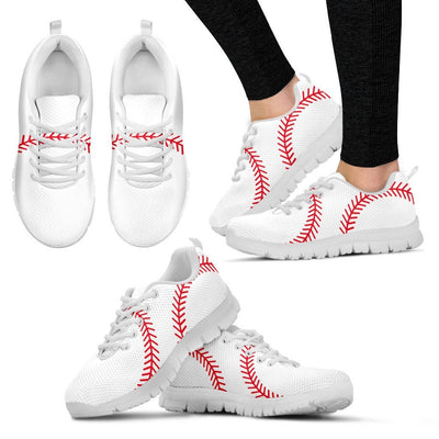Softball Collector Ladies' Running Shoe