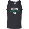 Diehard Seattle Fan Mens' 100% Cotton Tank Top