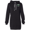 Diehard Seattle Girl Ladies' Hooded Pullover Dress
