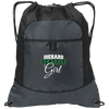 Diehard Seattle Girl Ladies' Port Authority Pocket Cinch Pack