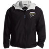 Diehard Michigan Girl Ladies' Port Authority Team Jacket