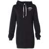 Diehard Seminoles Girl Ladies' Hooded Pullover Dress