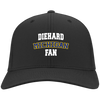 Diehard Michigan Fan Mens' Port & Co. Twill Cap