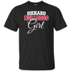 Diehard Bulldogs Girl Ladies Gildan Ultra Cotton T-Shirt
