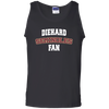 Diehard Seminoles Fan Mens' 100% Cotton Tank Top