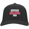Diehard Bulldogs Fan Mens' Port & Co. Twill Cap