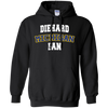 Diehard Michigan Fan Mens' Pullover Hoodie 8 oz.