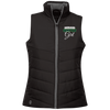 Diehard Seattle Girl Ladies' Holloway Ladies' Quilted Vest