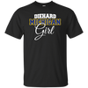 Diehard Michigan Girl Ladies' Gildan Ultra Cotton T-Shirt