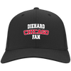 Diehard Chicago Fan Mens' Port & Co. Twill Cap