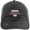 Diehard Seminoles Fan Mens' Distressed Unstructured Trucker Cap