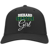 Diehard Seattle Girl Ladies' Port Authority Flex Fit Twill Baseball Cap