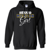 Diehard Michigan Girl Ladies' Gildan Pullover Hoodie 8 oz.