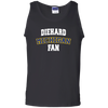 Diehard Michigan Fan Mens' 100% Cotton Tank Top