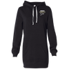Diehard Michigan Girl Ladies' Hooded Pullover Dress