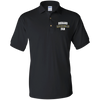 MI Mens Gildan Jersey Polo Shirt